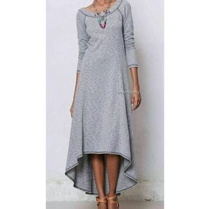 Anthropologie puella sweater dress